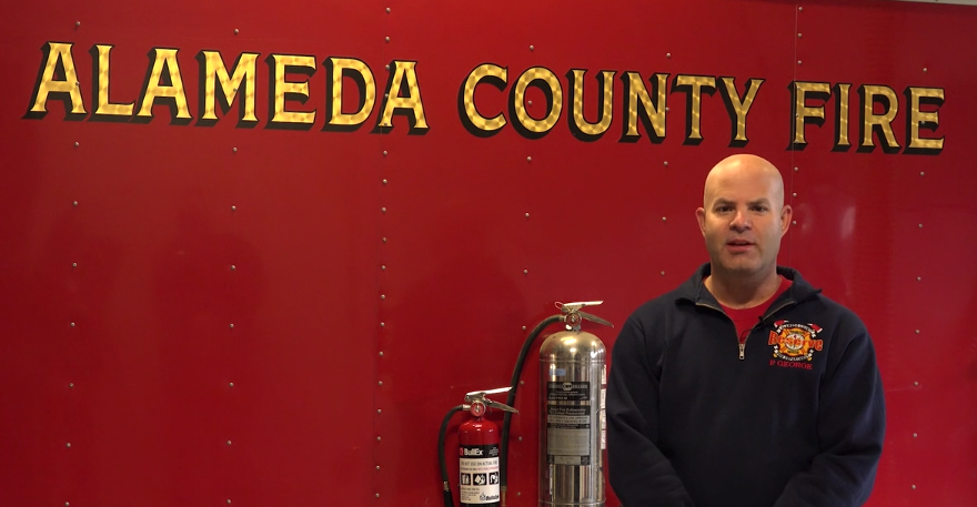 Fire Extinguisher Safety Video