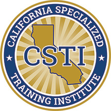 California Specialized Training Institute logo