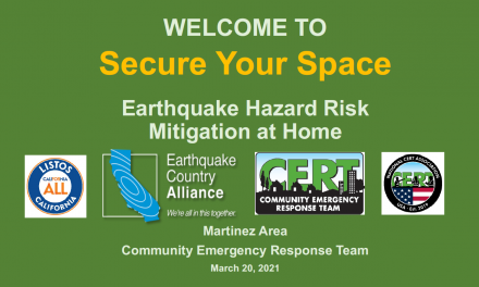 Secure Your Space – March 20, 2021