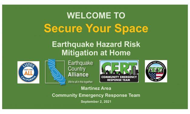 Earthquake Hazard Risk Mitigation