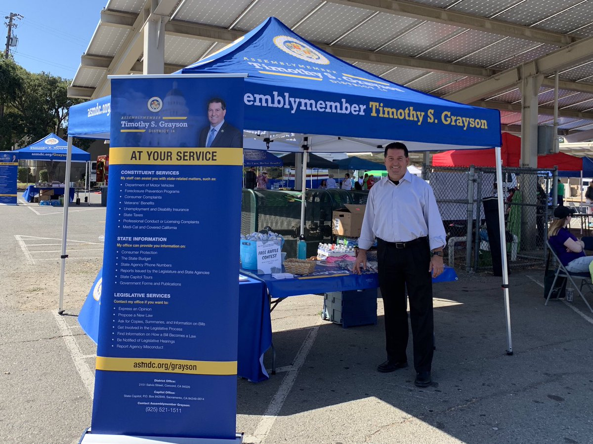 CA District 14 Public Health and Safety Fair