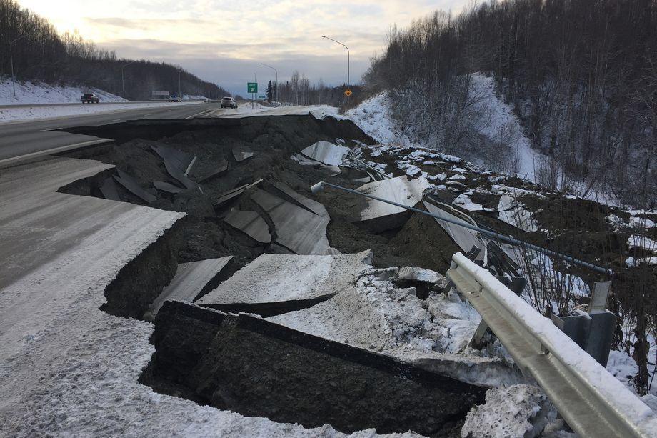 Amazing Alaska Recovery