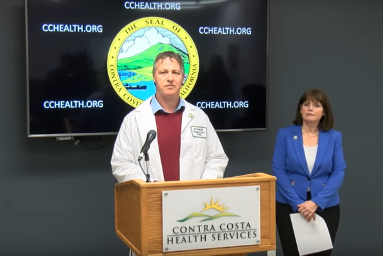 An Update from the Contra Costa County Health