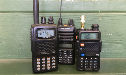 Ham Radio Testing During Social Distancing